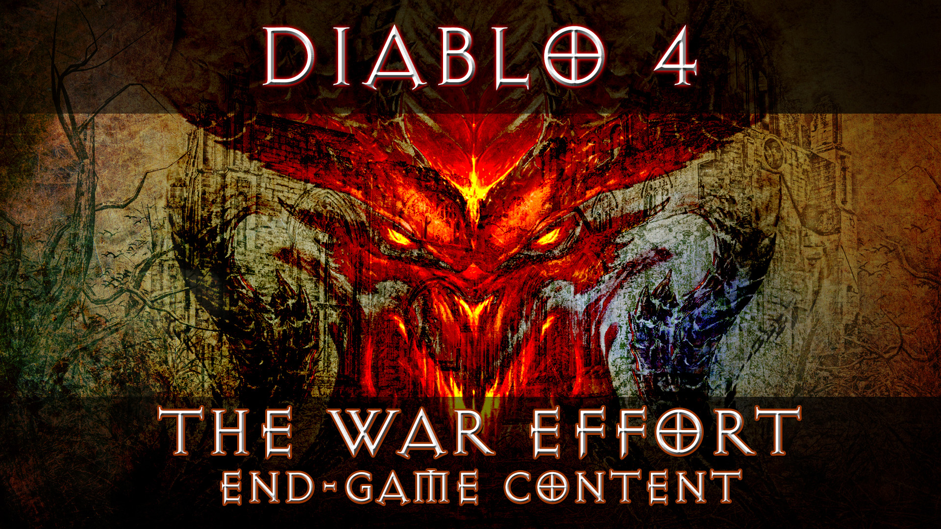 Diablo 4 The War Effort