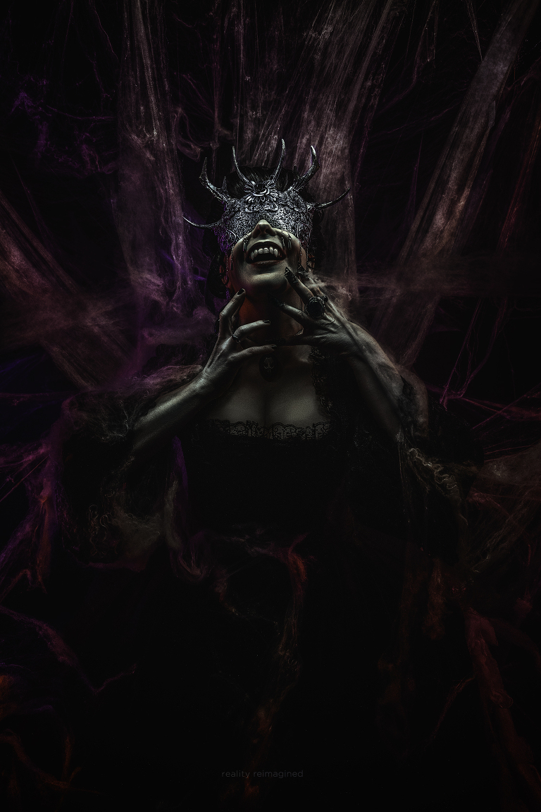 Vampire Seer Artwork By Reality Reimagined
